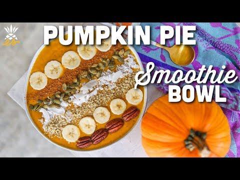 Pumpkin Cake Protein Smoothie