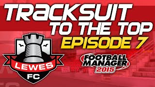 Tracksuit to the Top: Episode 7 - Regens! | Football Manager 2015 Thumbnail