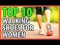 ⭐️✔️ 10 Best Walking Shoes for Women 2018 👍🏻⭐️