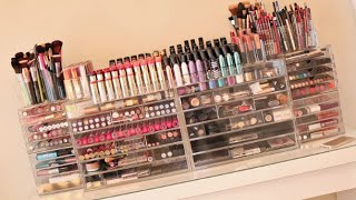 My Makeup Collection +New Beauty Room! 2014 Carli Bybel