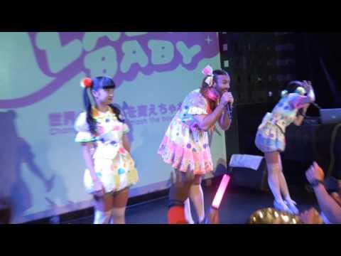 "LADYBABY ""Nippon Manju"" Solo Live In NewYork 2015 October 11,"