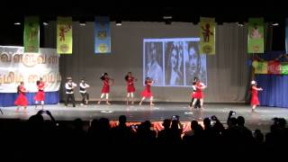 VTA Annual Day 2014 - Dance Andrum Indrum
