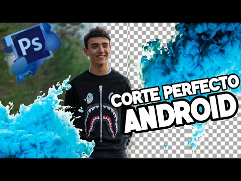 COMO RECORTAR IMAGENES A PNG MAS PROFESIONAL🏆|PS Touch/Android🔝