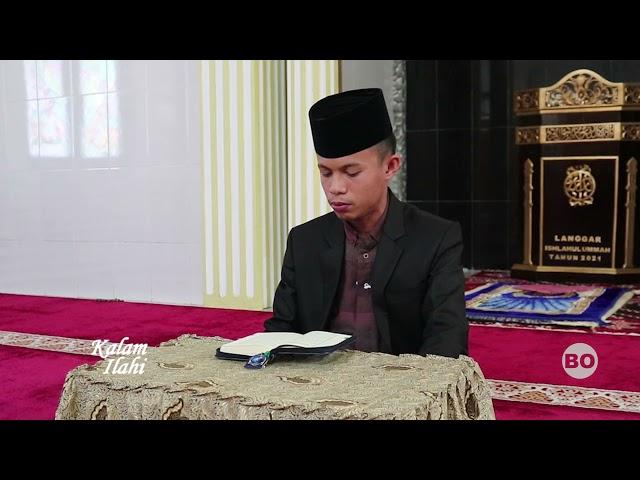 Saif Ahmad Huzaifi - QS. Nuh 15-24