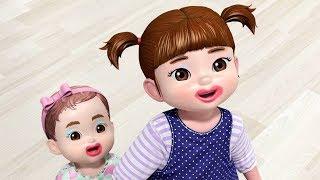 Kongsuni and Friends | BRAND NEW! | Night Without Mom | Kids Cartoon | Toy Play | Kids Movies