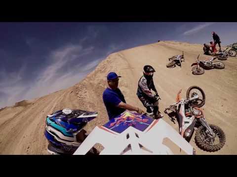 Day 69 - Berthoud Moto Park / Posterior Shoulder Dislocation - ER Visit