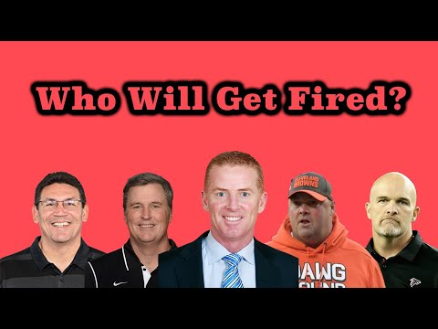 NFL: Top 5 Coaches On The Hot Seat (Cowboys, Jaguars, Panthers & More)