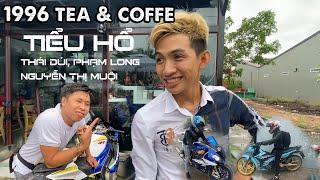 HT Vlog Đi Mừng Khai Trường Quán Trà Sữa Mới của Tiểu Hổ cùng anh Phạm Long và Nguyễn Thị Muội