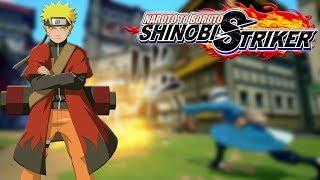 Naruto to Boruto Shinobi Striker - Ninja World League!