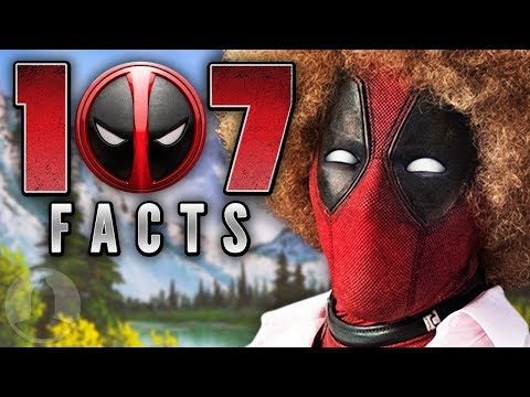 107 Deadpool 2 Facts You Should Know   Cinematica