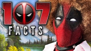 107 Deadpool 2 Facts You Should Know | Cinematica