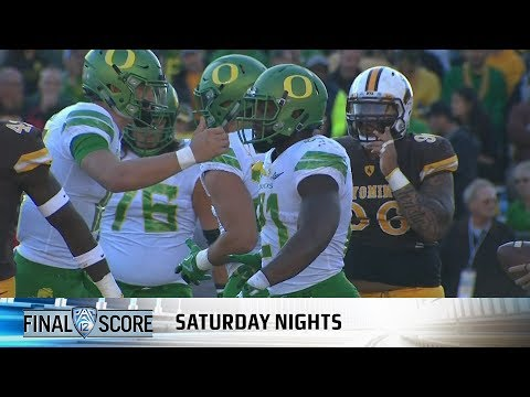 Highlights: Oregon football improves to 3-0 with complete win over Wyoming