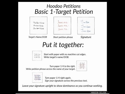 How To Create A Successful Petition 📜🖊✨