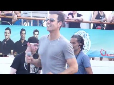 NKOTB Cruise 2015 - Best Of
