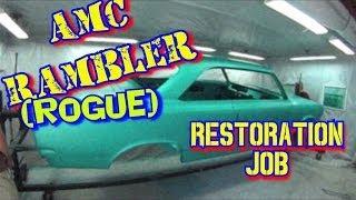 AMC Rambler Rogue-