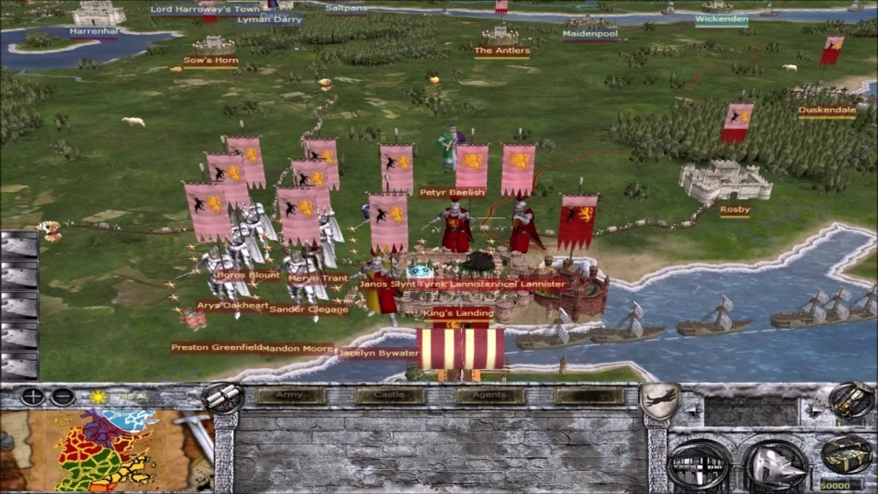 Westeros Total War: Review/Retrospective - YouTube