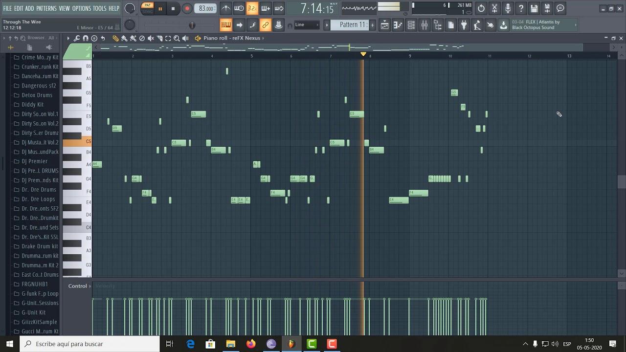 Download Kanye West - Through The Wire (Remake) By ThenekrobeatzZ