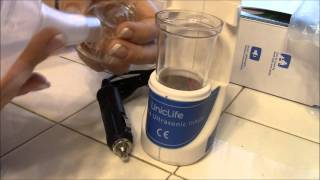 How to use a Uniclife nebulizer inhaler 🎁