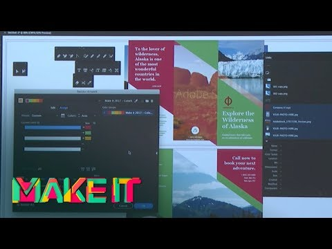 MAKE IT 2017 - Francz Varga - Creative Workflows in Illustrator CC