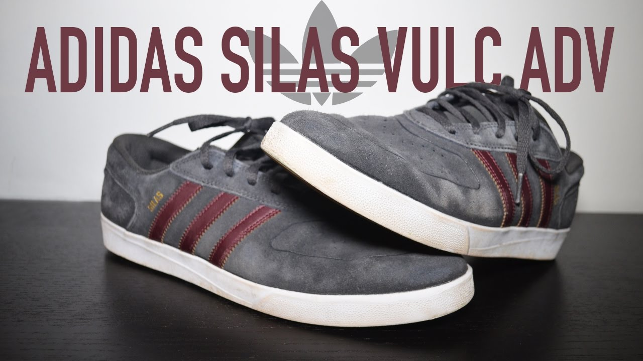 b44d4d4d9d ADIDAS SILAS VULC ADV REVIEW - YouTube