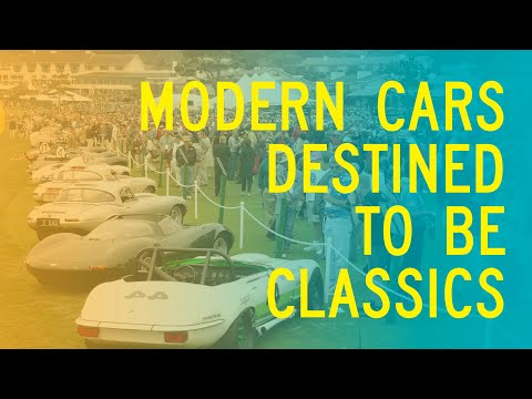 Cars for Pebble Beach in 50 Years: Window Shop with Car and Driver