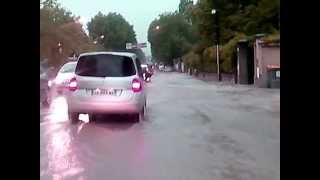 Inondations Gap 7 Juillet 2013
