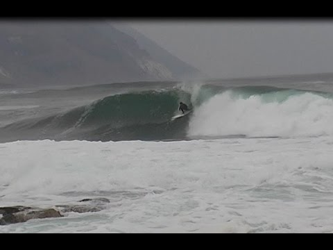 Jamon Briefase - Four Tassie bro's surf trip to South Americ