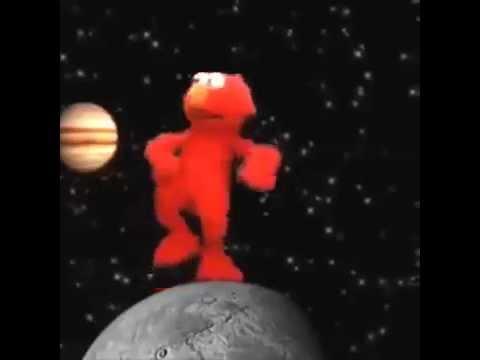 Elmo Dancing (R3hab & Deorro - Flashlight)