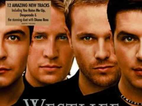 Westlife Ft Diana Ross - When You Tell Me That You Love Me