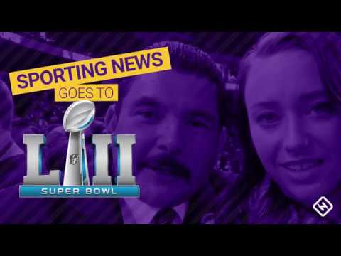 Sporting News Goes To Super Bowl 52 - EPISODE 1