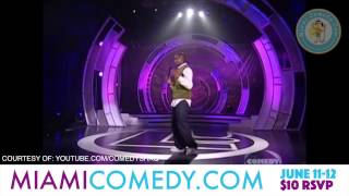 Video MiamiComedy.com Presents: Kyle Grooms June 11 and 12 download MP3, 3GP, MP4, WEBM, AVI, FLV Agustus 2018