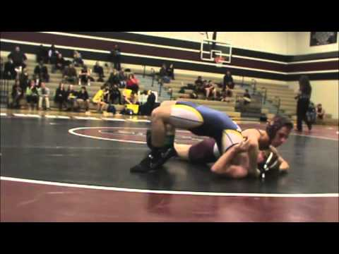 Wrestling Pin in 28 Seconds Nicholas Montenegro
