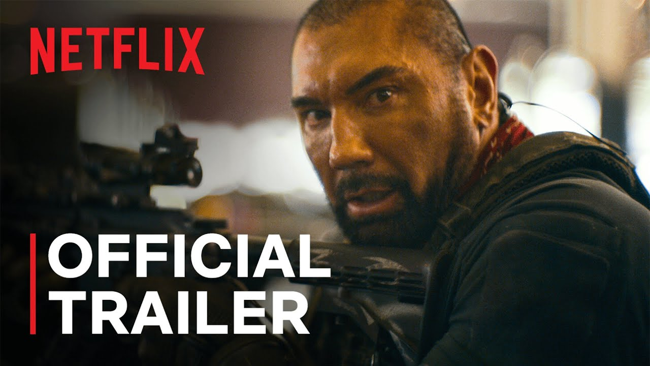 Army of the Dead | Official Trailer | Netflix