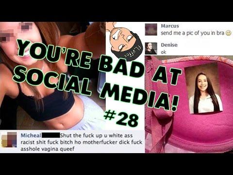 You're Bad At Social Media! #28