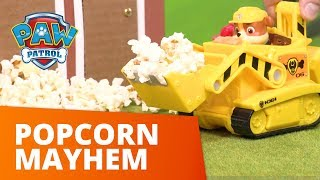 PAW Patrol | Popcorn Mayhem | Toy Episode | PAW Patrol Official & Friends