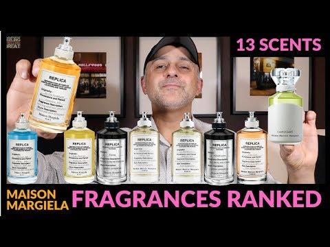 Favorite Maison Margiela Fragrances Ranked | What Are Your Favorite Maison Margiela Fragrances?