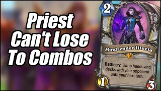 Priest Can't Lose To Combos | Card Review (Part 9) | Scholomance Academy | Hearthstone