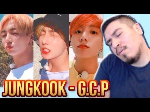 BTS JUNGKOOK G.C.P REACTION