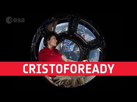 Second spaceflight for Samantha Cristoforetti | Media Event