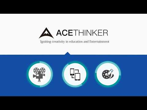 How To Use Ace Thinker Free Audio Recorder