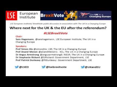 LSE European Institute Live Stream