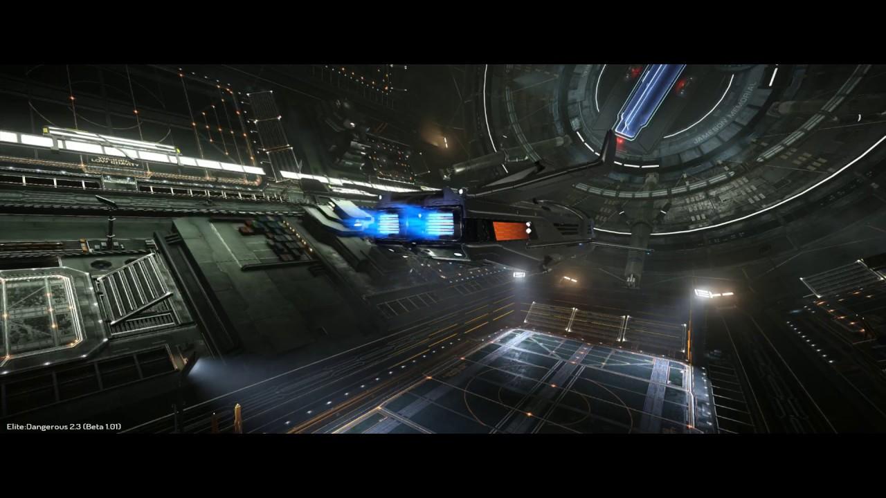 Youtube Beluga Beta Elite Dangerous Fins - 2 3