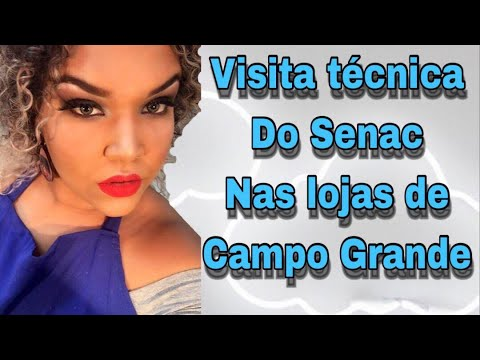 Dia De Visita Tecnica Nas Lojas De Campo Grande
