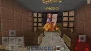 Самый безопасный механический дом-Бункер в Minecraft PE 0.15.0