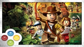LEGO Indiana Jones Full Movie | Pelicula Completa