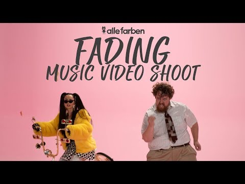 FADING (Official Music Video) x BEHIND THE SCENES