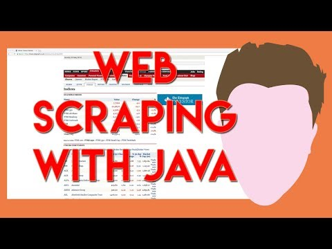 How To Web Scrape Stock Data With Java Using The JSoup Library