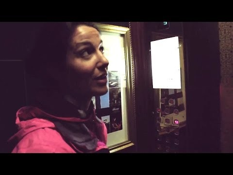 Big Brother Houseguests GHOST HUNTING in Toronto Fairmont Royal York Hotel