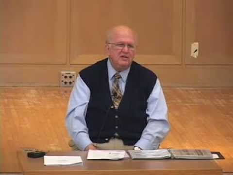 The Doctrine of the Church (Ecclesiology), Part 2 - David Glock (Emmaus  Bible College)