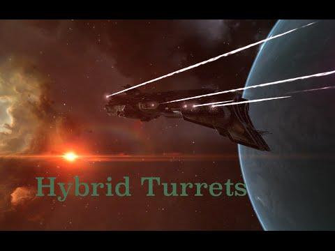 EVE Online: Hybrid Turrets
